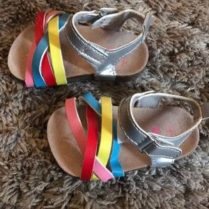 The Children's Place Shoes - Multicolored sandals 💜